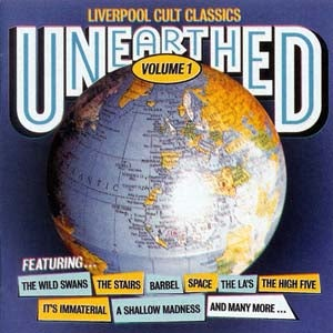 Image of UNEARTHED - LIVERPOOL CULT CLASSICS VOL. 1 - VARIOUS ARTISTS