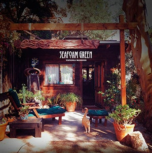 Image of SEAFOAM GREEN - TOPANGA MANSION - CD ALBUM