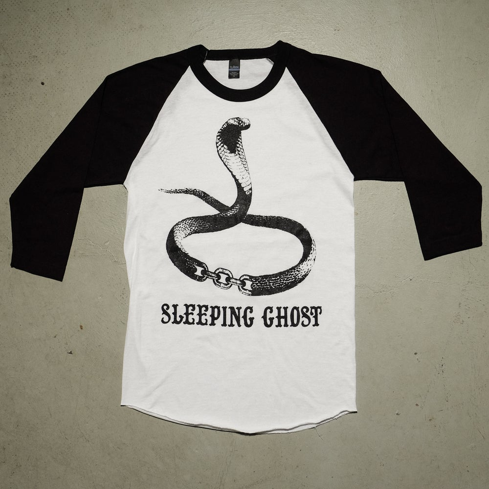 Image of CHAIN SNAKE RAGLAN