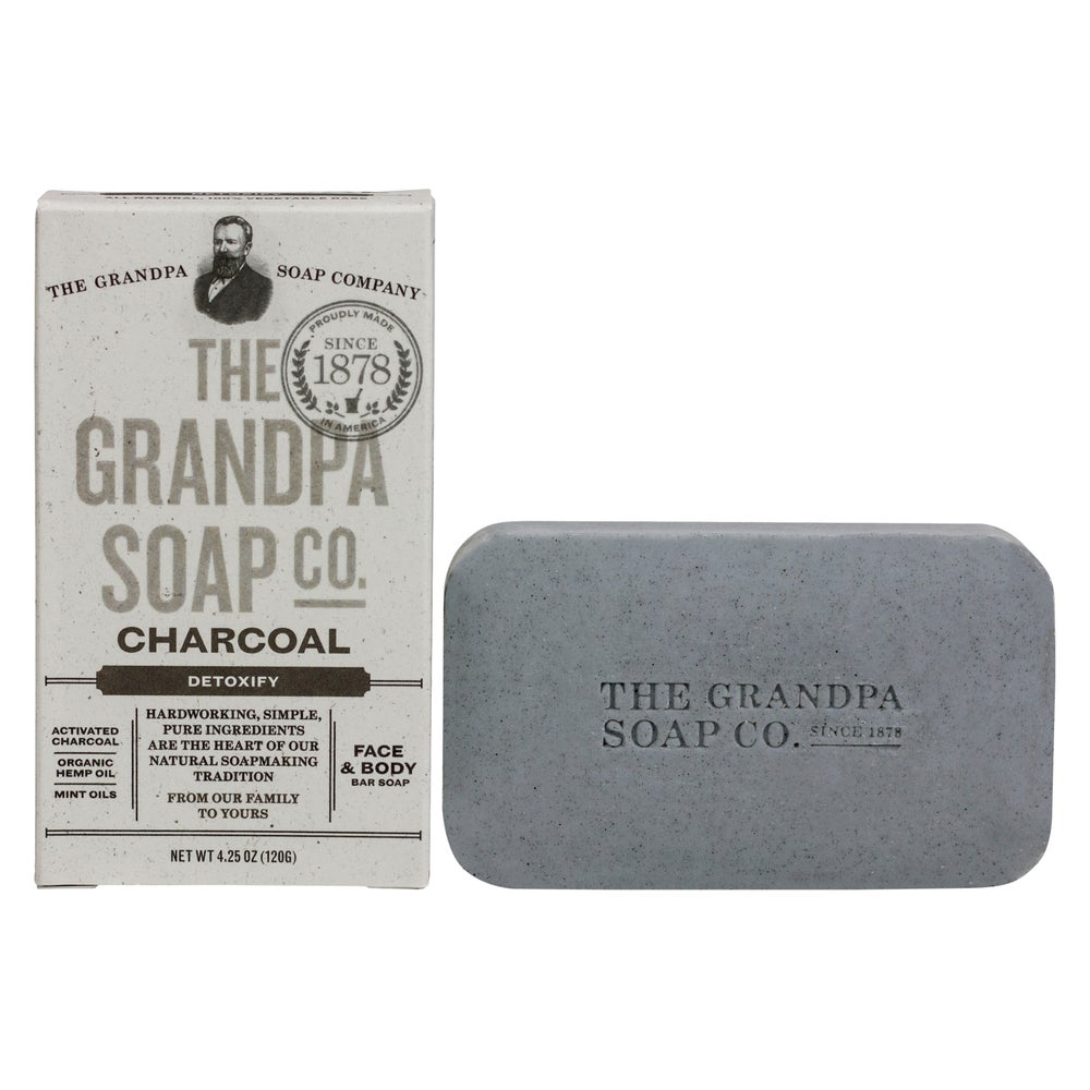 Image of Grandpa's Famous Pine Tar Wonder Soap