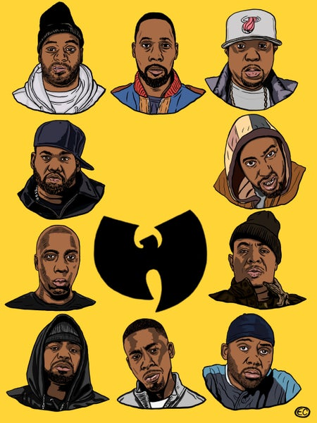 Image of Wu-Tang!