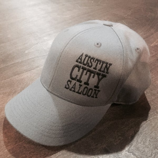 Image of Austin City Saloon flex-fit cap