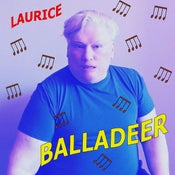 Image of LAURICE - Balladeer CD (Mighty Mouth)