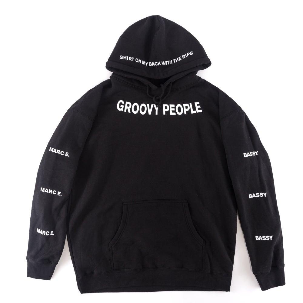 Image of Groovy People Tour Hoodie