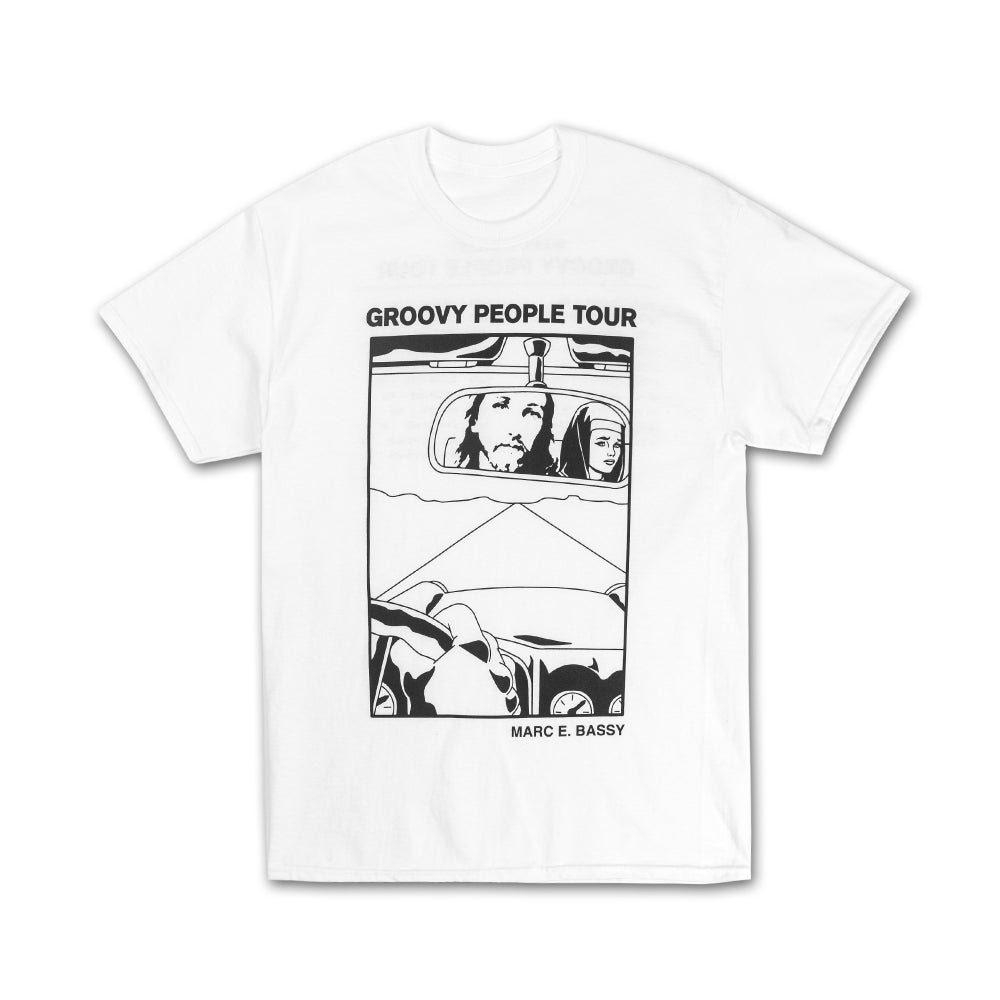 Image of Groovy People Tour T-Shirt