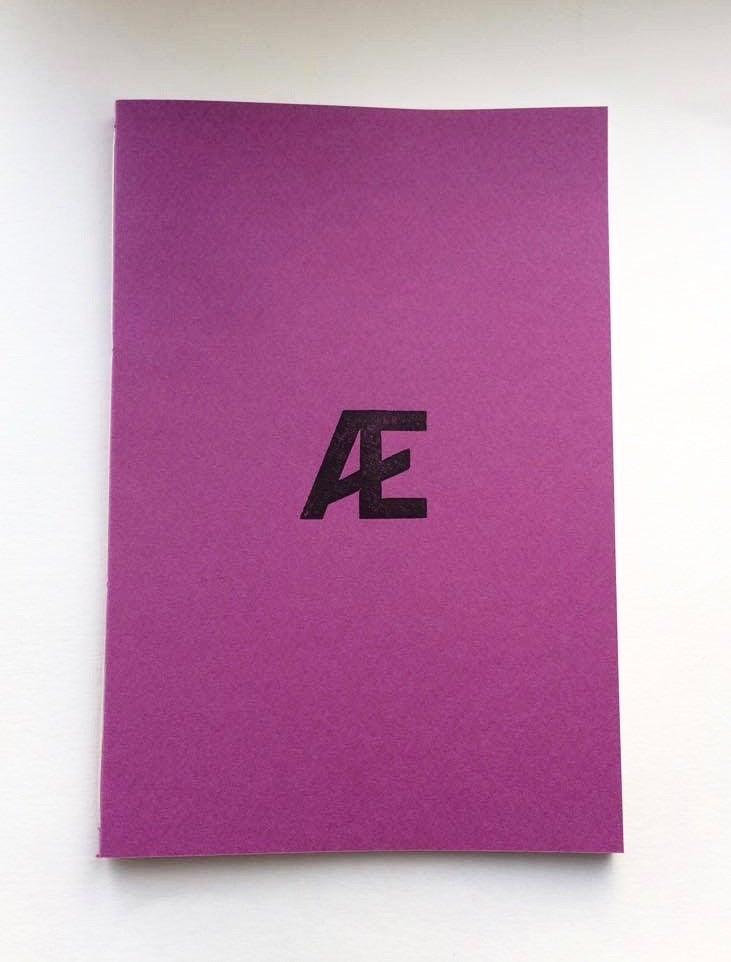 Image of blÆkk anthology 3rd edition