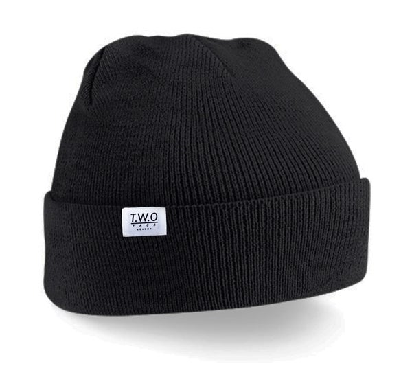 Image of Black Winter beanie