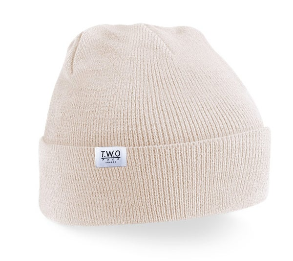 Image of Cream Winter Beanie