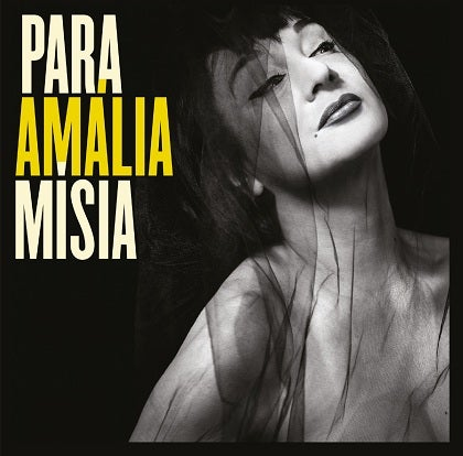 Image of MISIA - Para Amália - Digipack 2CD