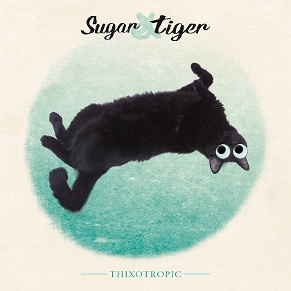 Image of SUGAR & TIGER - Thixotropic - CD Cristal