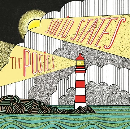 Image of THE POSIES - Solid States - CD Digipack