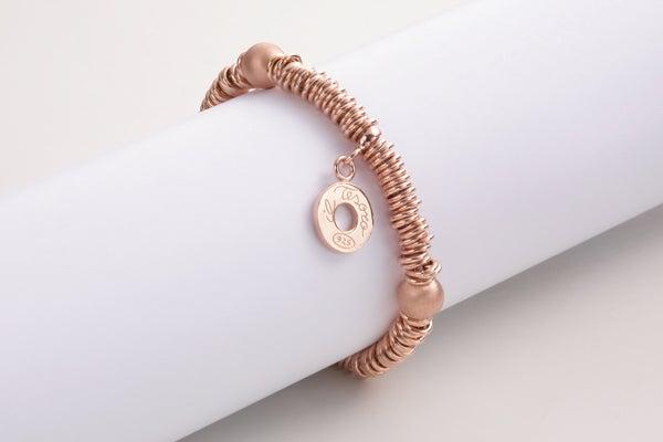 Image of Armband Milano Rosévergoldet