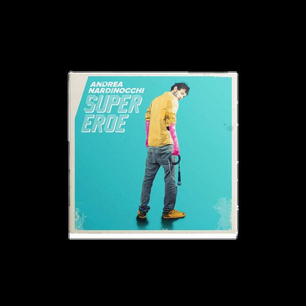 Image of Andrea Nardinocchi | Supereroe