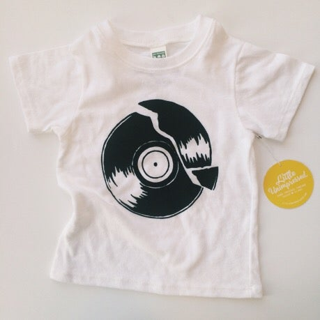 Image of Broken Record Tee