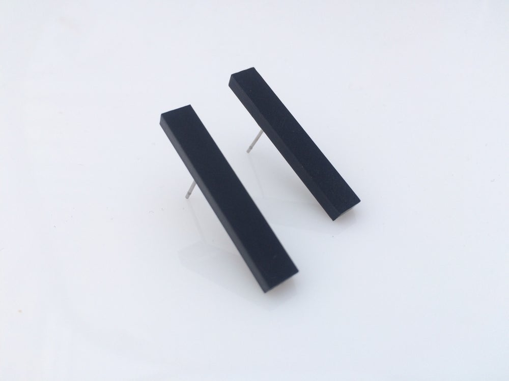 Image of Náušnice / Earrings Rectangles
