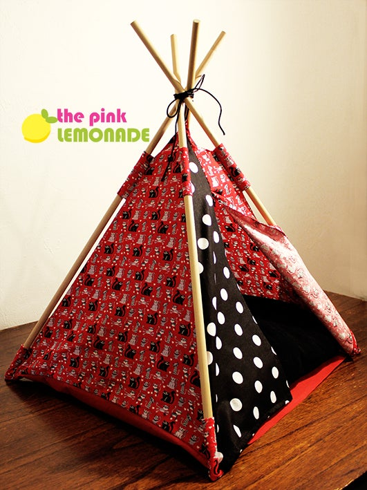 Image of Teepee for cats
