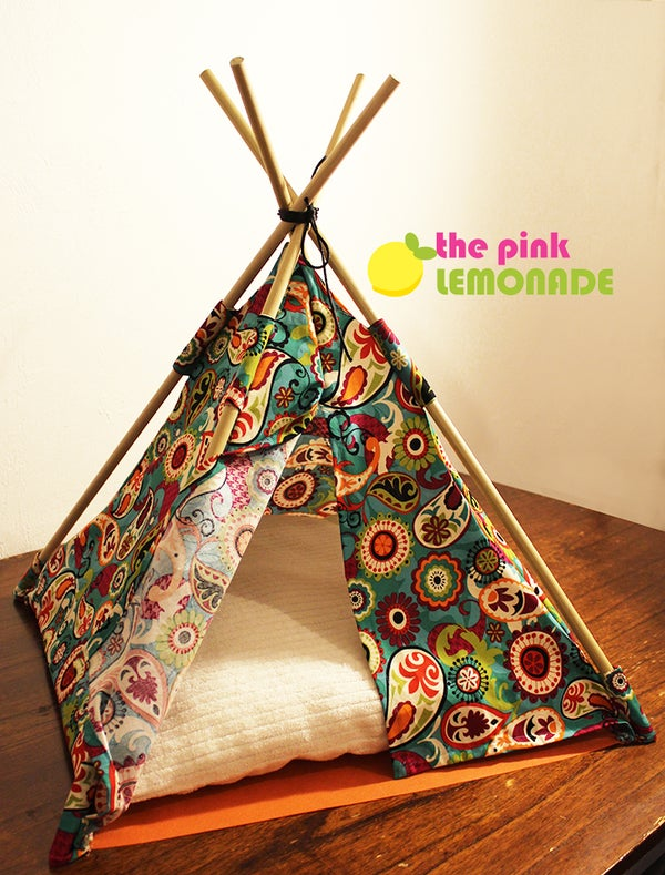 Image of Teepee hippie