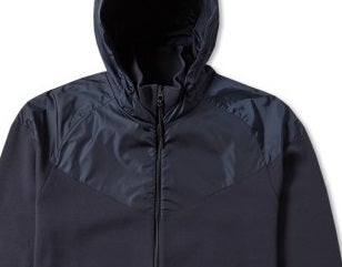 """NikeLab Knitted Windrunner """"Navy"""" - FAMPRICE.COM by 23PENNY"""