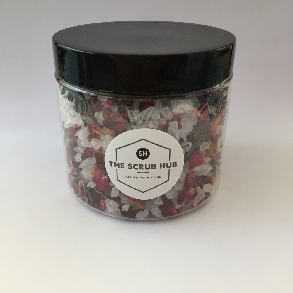 Image of White Tea & Rose Bath Soak
