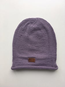 Image of Lilac Knit Cap