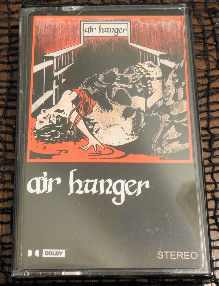 Image of Air Hunger self-titled cassette
