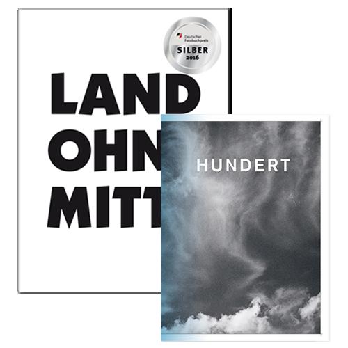Image of Paket HUNDERT + LAND OHNE MITTE