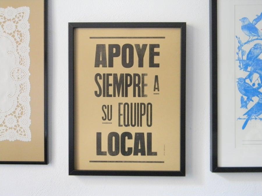 Image of Apoye local