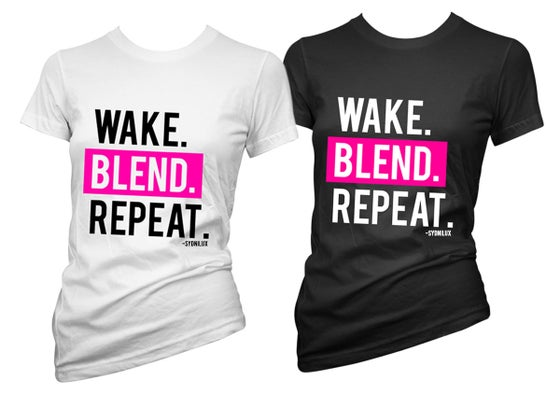 Image of Wake. Blend. Repeat.