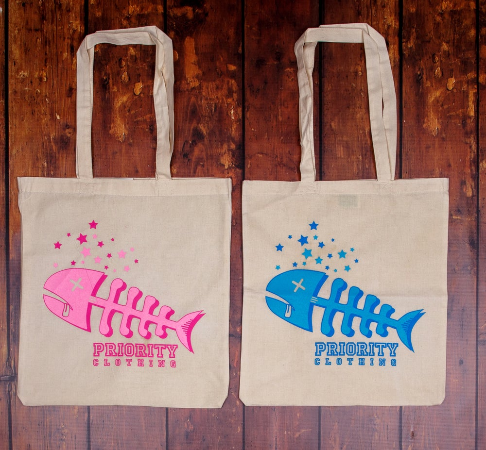 Image of Fish Tote Bag