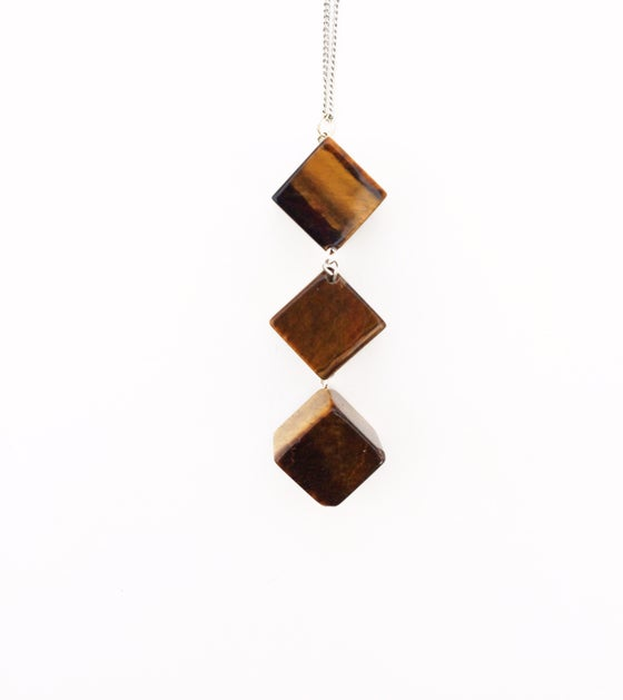 Image of Caramel Tigers Eye Necklace