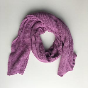 Image of Rose Knit Wrap