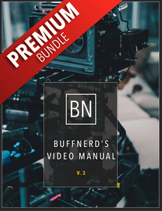 Image of BuffNerds Complete Video & Business Guide! PREMIUM PACKAGE!