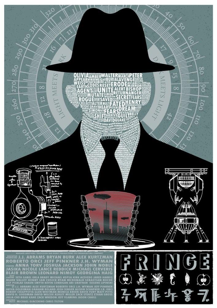 Image of Fringe Celebration Poster