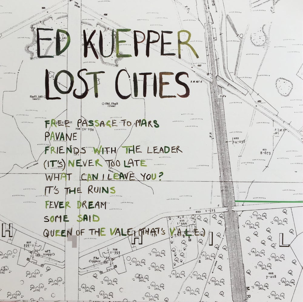 Lcmr 010 Ed Kuepper Lost Cities Lp Lcmr