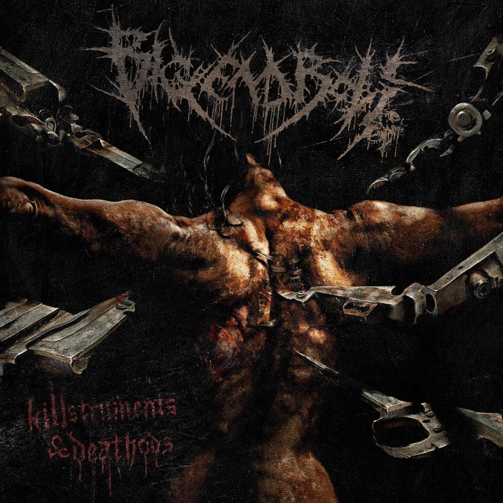 Image of BIG END BOLT - Killstruments & Deathods CD