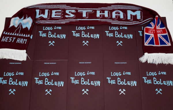 Image of LONG LIVE THE BOLEYN