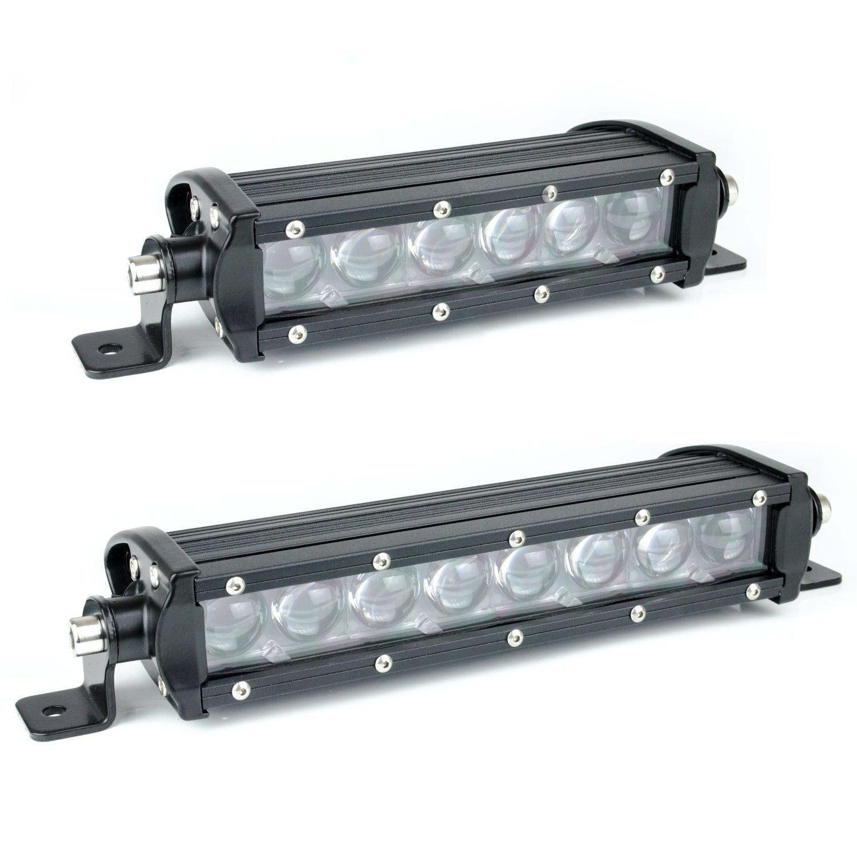 Cyrex slim 18w led light bar spotlight cree lamp for off road use slim 18w led light bar spotlight cree lamp for off road use aloadofball Image collections