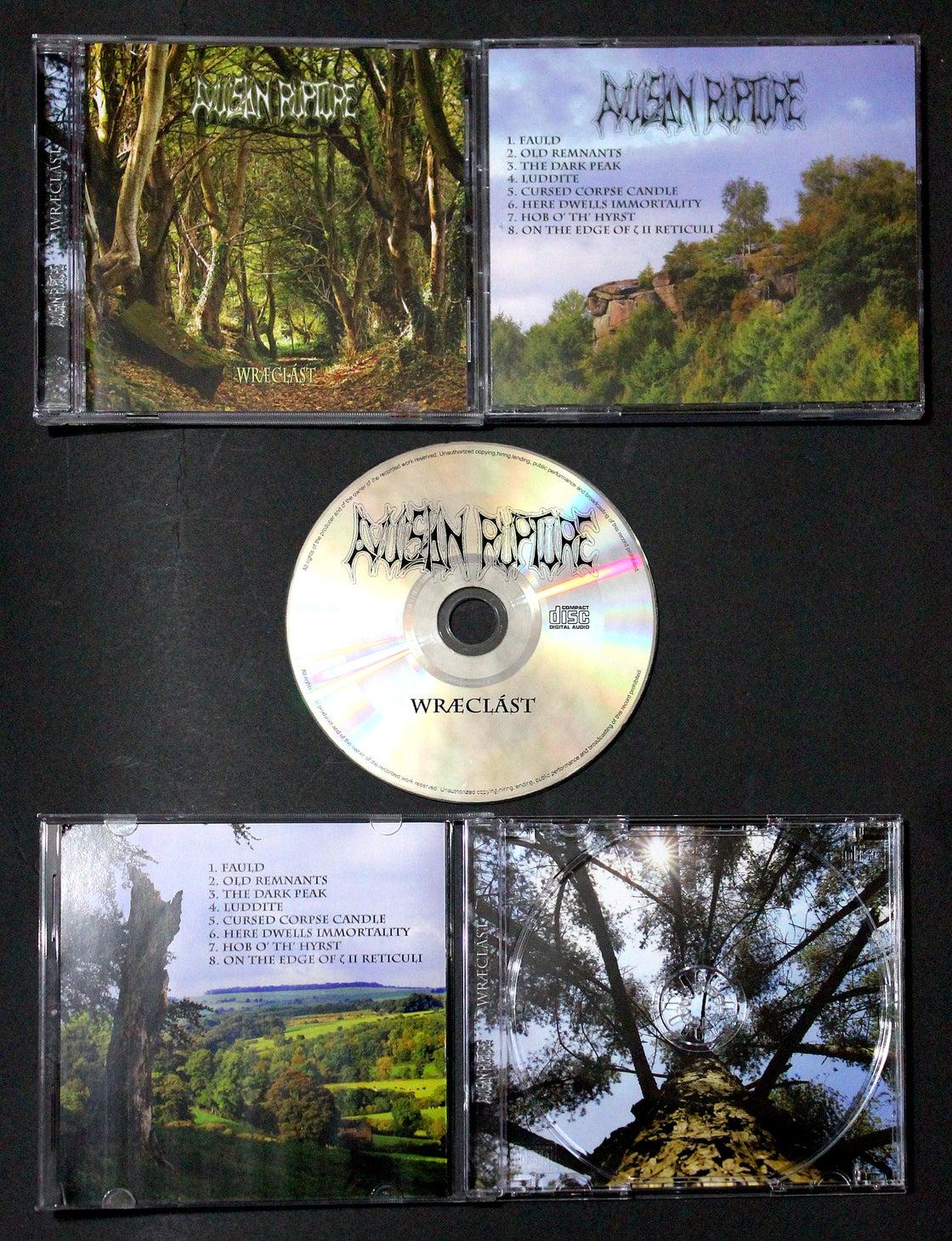 Image of Wræclást CD