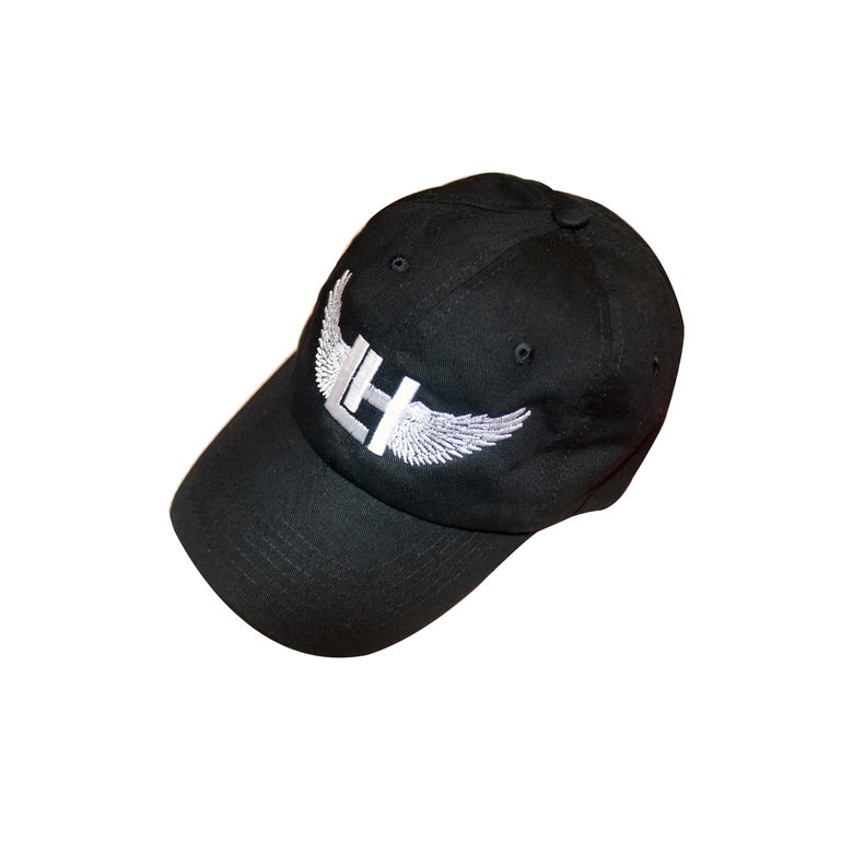 Image of Classic Wings Dad Hat