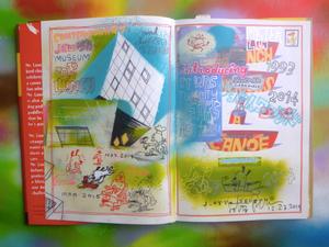 "Image of CUSTOM 1995 JAPANESE BOOK ""JOTTOWORLD"""