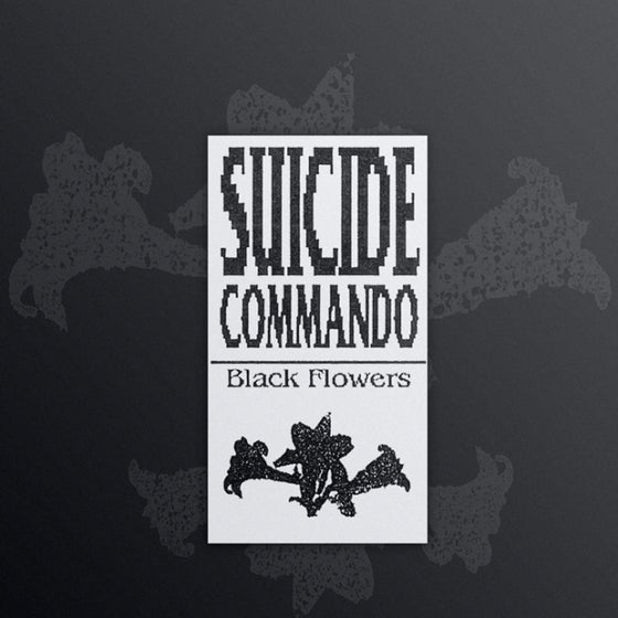 Image of black flowers (CD)