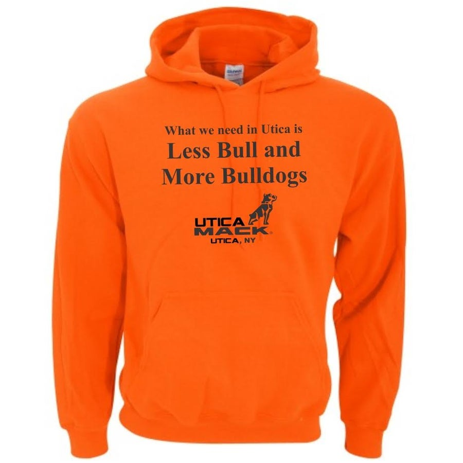 Image of Utica Mack Hoodies