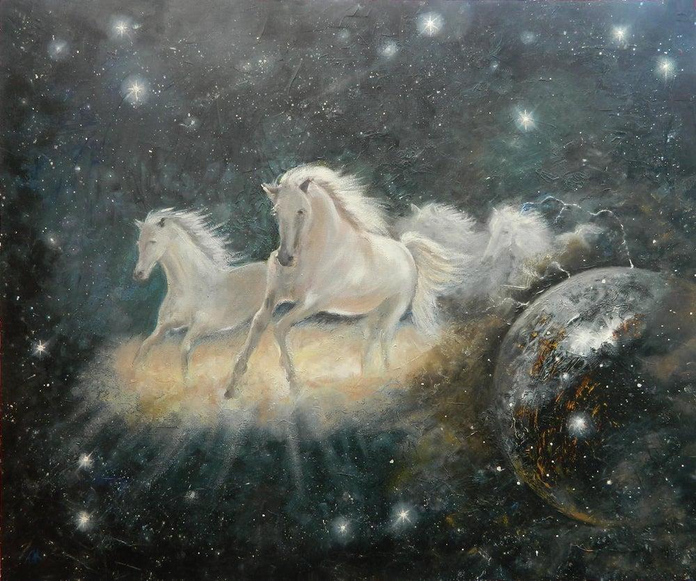 Image of Ciellos Cabbalos (original)