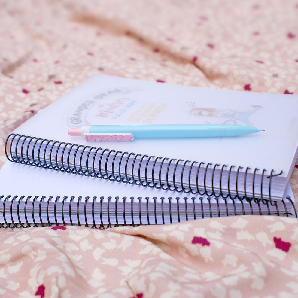 Image of Libretas para GRANDES ideas de madres Out of order