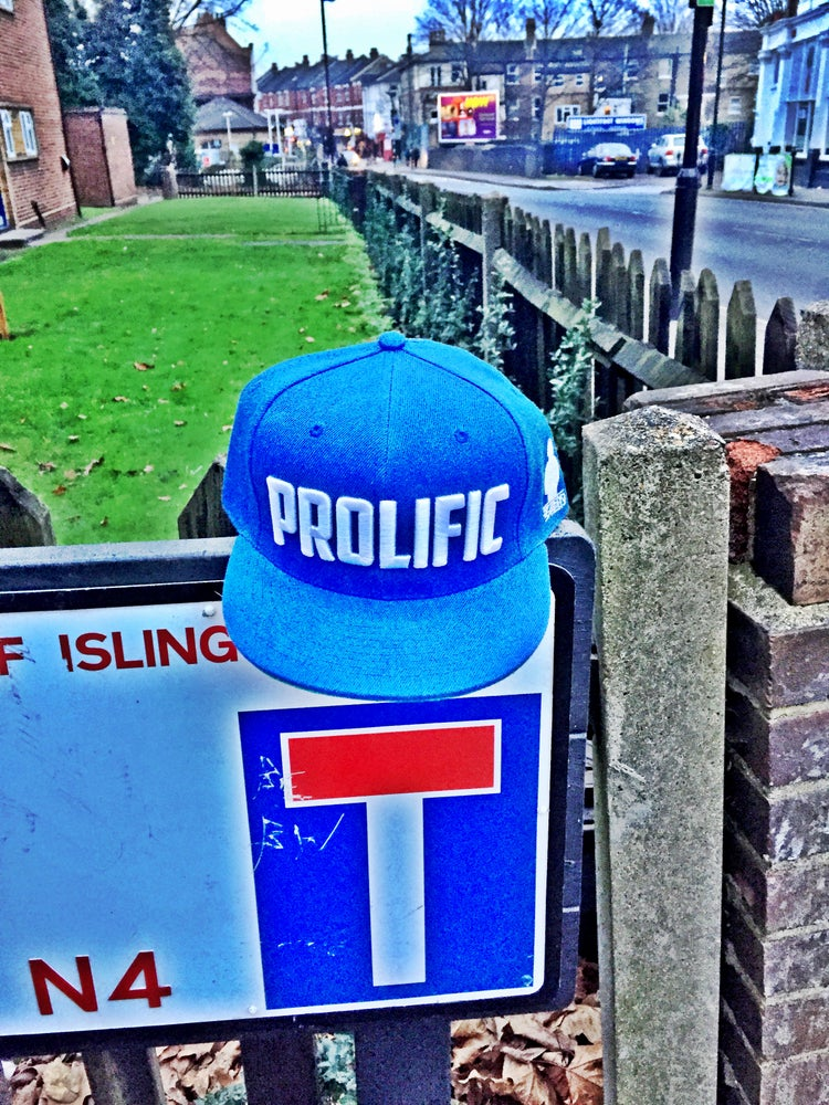 Image of Prolific SnapBack - Royal Blue
