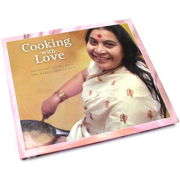 Image of Cooking with Love, Shri Mataji Nirmala Devi