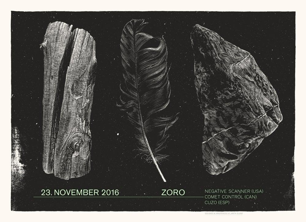 Image of Zoro Poster #9