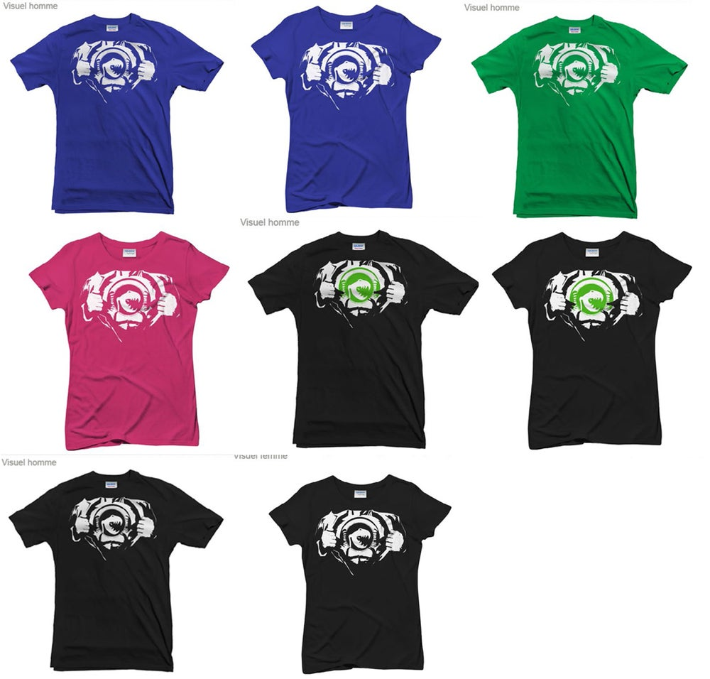 Image of Tshirts The secret Life of Monstroplantes