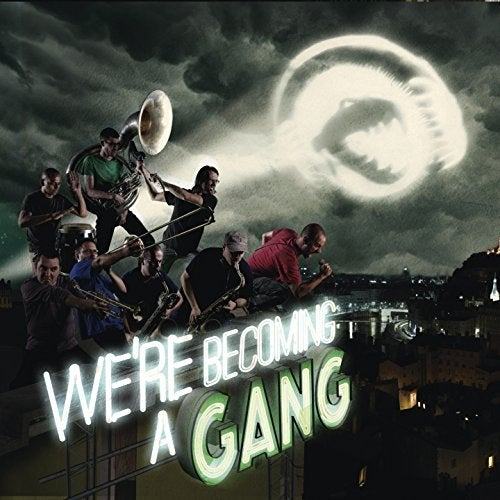Image of CD - We're Becoming A Gang