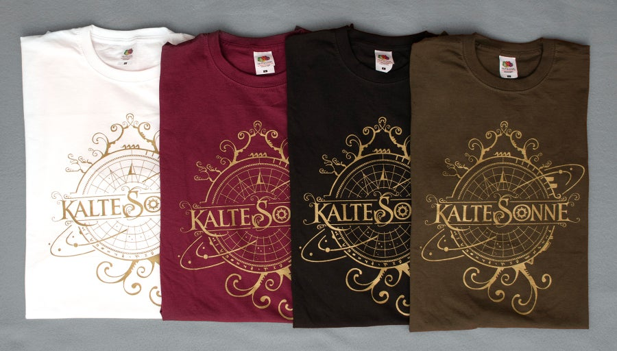 Image of Kalte Sonne T-Shirt 2016